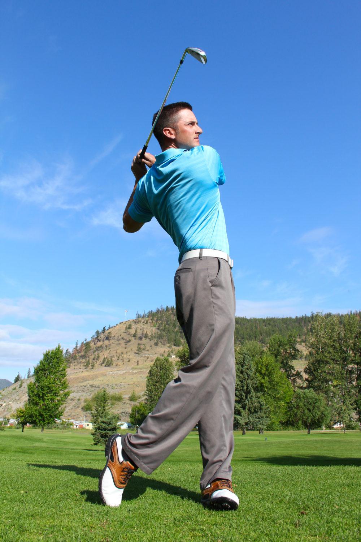 TPI Golf Screen/Treatment
