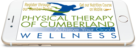 PT Cumberland  Wellness-Free Nutrition Course
