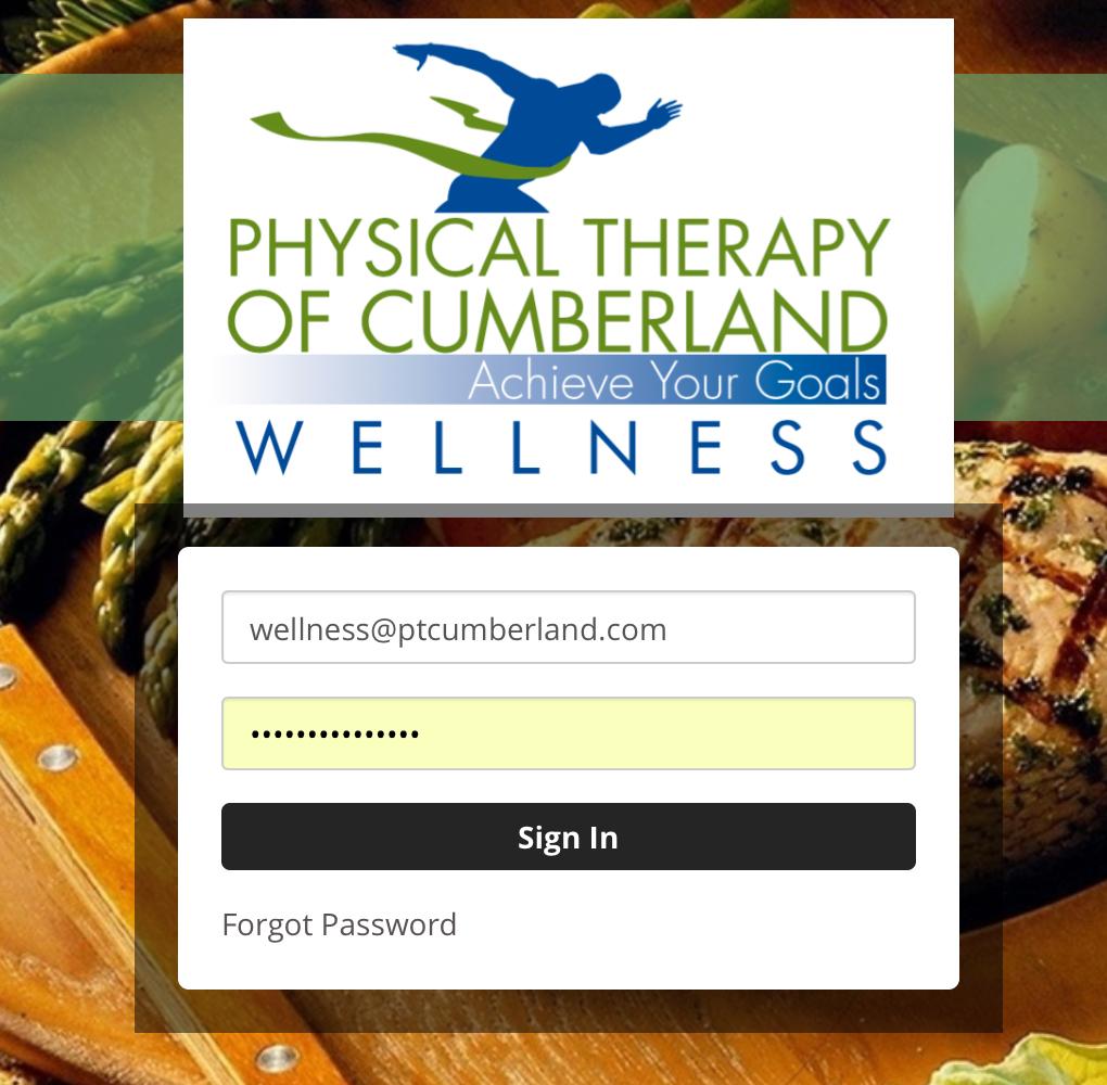 Register Now through our PTCumberland Wellness Portal!
