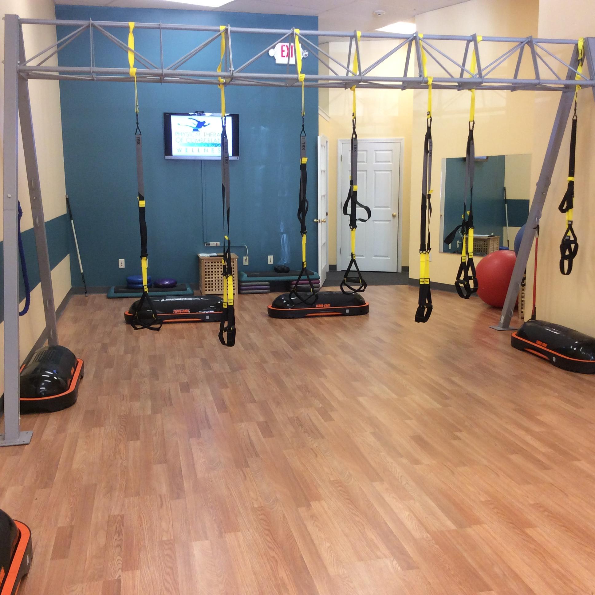 Try a GroupPT Class @ PT Cumberland Wellness Center!